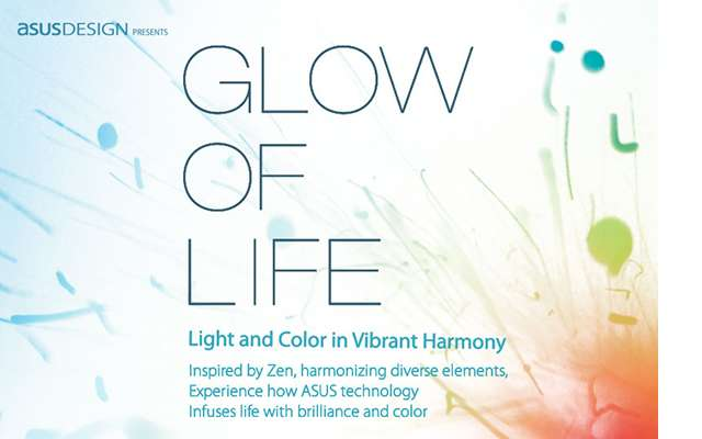 DESIGN WEEK . ASUS Design Center presenta Glow of Life