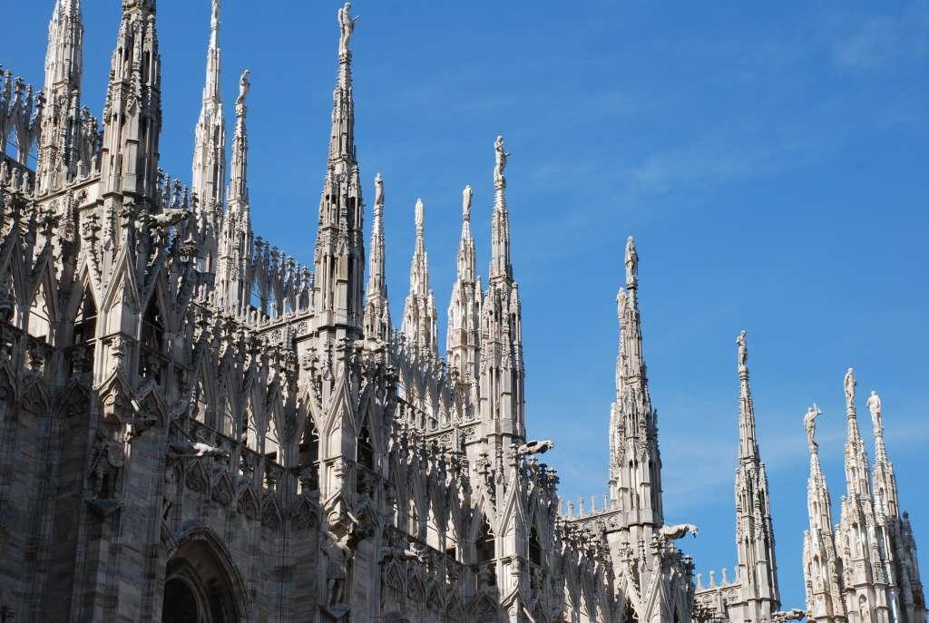 La Moda aiuta il Duomo. Anteprima