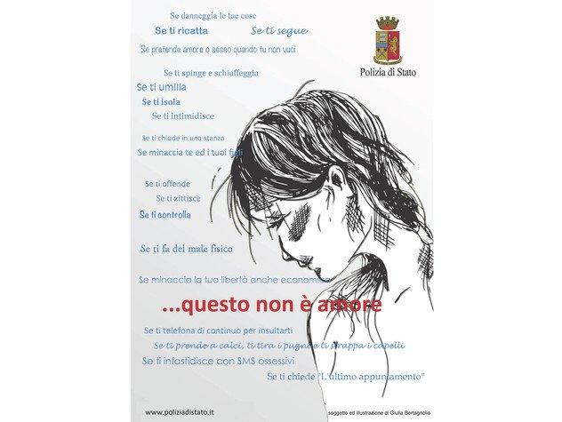 «QUESTO NON È AMORE», Un camper contro la violenza sulle donne