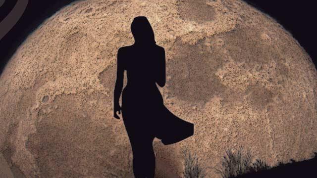 """LUNA da """"Il cuore in ombra"""" di Manuela Spanu"""